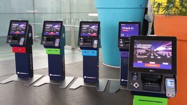 Airline Aeromexico recently launched new check-in kiosks using API management software from Apigee c