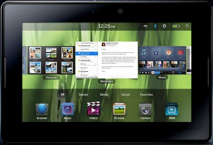 BlackBerry PlayBook vs iPad: tablet showdown