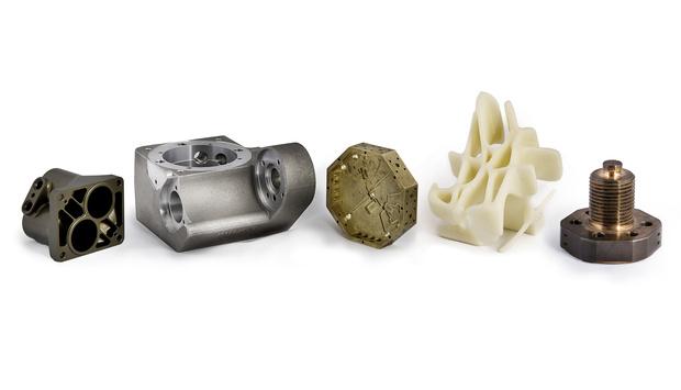 Fast radius 3D printing UPS