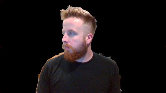 Razer Stargazer Profile Background Removal