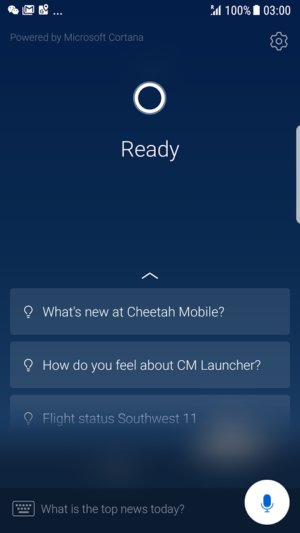 Cheetah Mobile Launcher