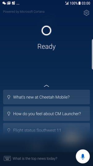 Cheetah Mobile Launcher