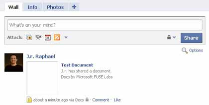 Microsoft's Docs for Facebook: A Hands-On Tour