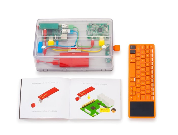 kano computer kit inside