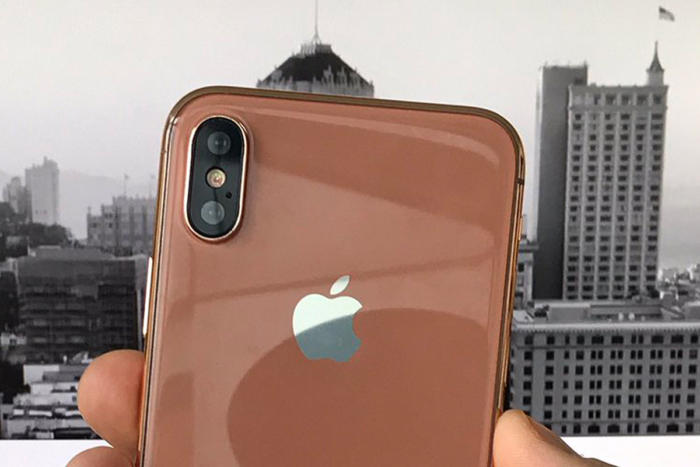 iphone x dual camera dummy