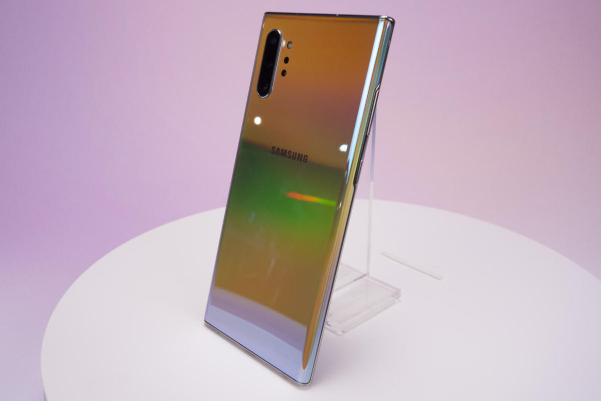 note 10 glow