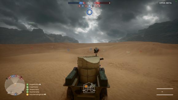 Battlefield 1 beta