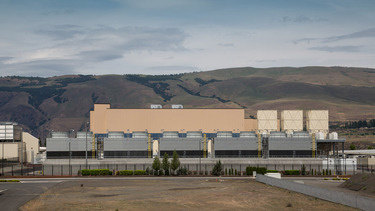Google Data Center - The Dalles, Oregon