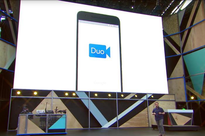google duo announcement