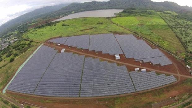 SolarCity Hawaii Tesla