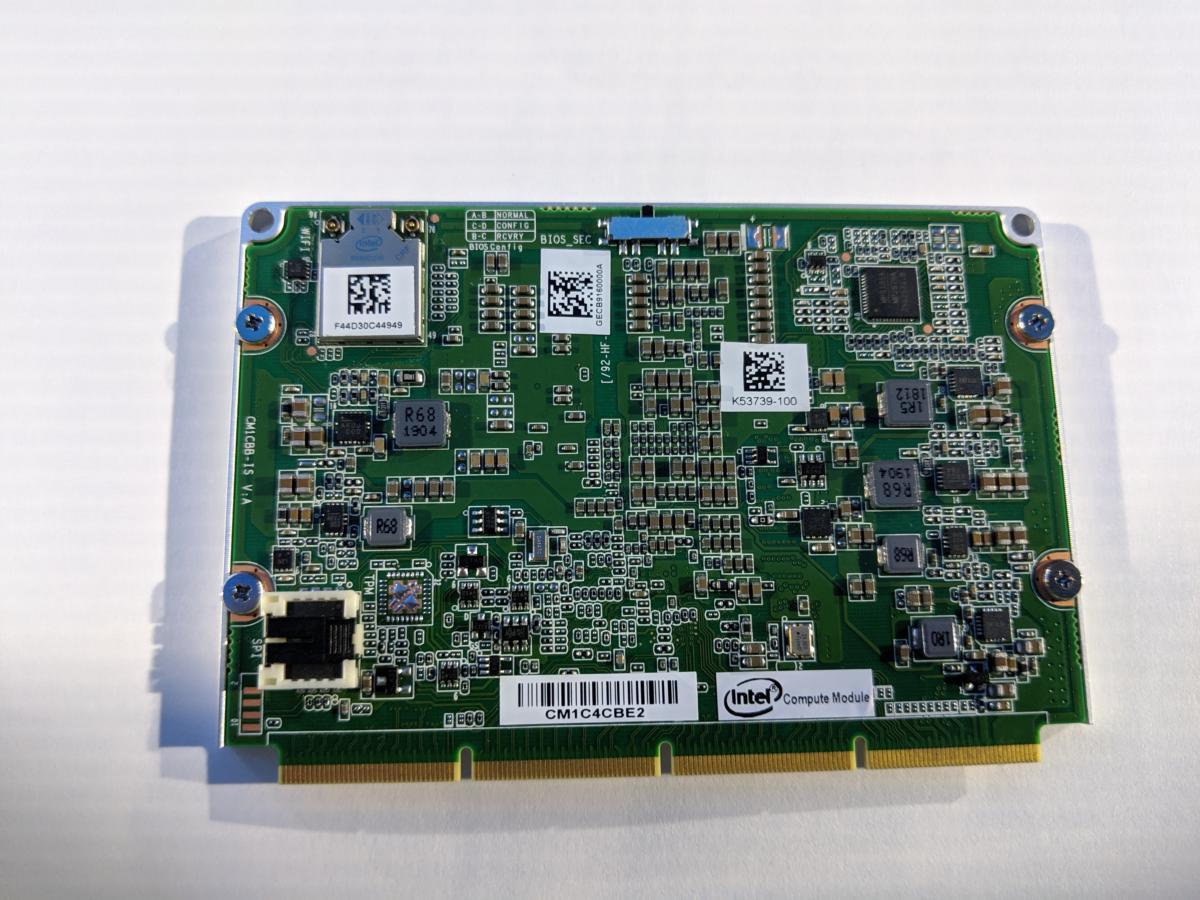 Intel NUC Compute Elements