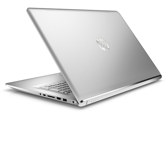 hp envy 17.3 back left facing