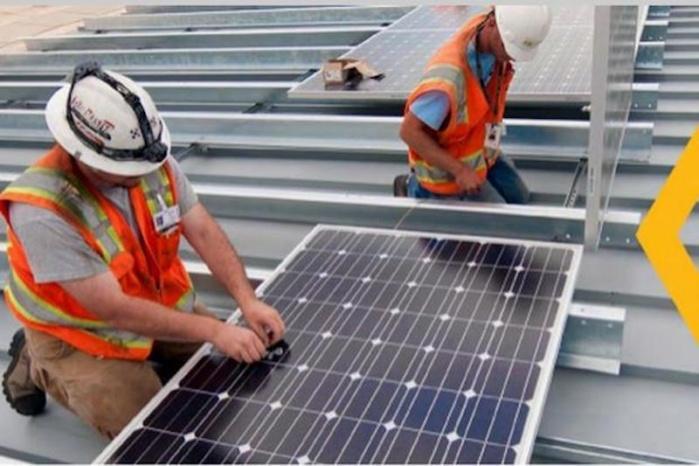 Solar photovoltaic jobs