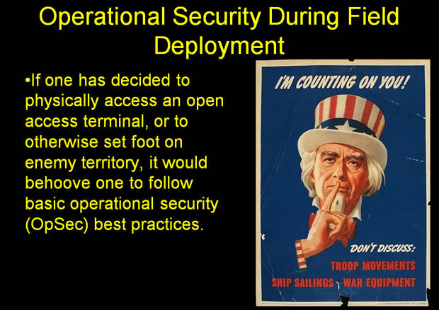 OpSec for jumping paywalls