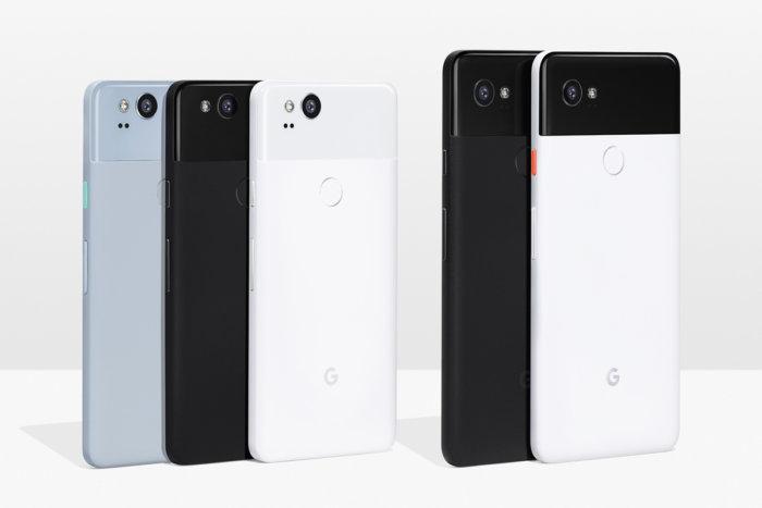 Google Pixel 2 line of phones