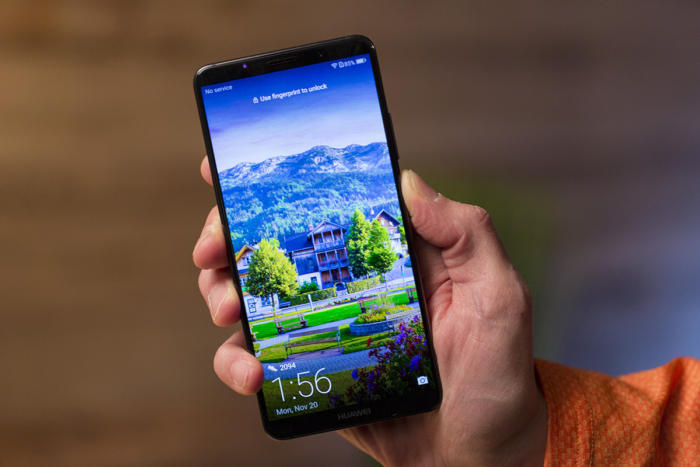 huawei mate 10 pro display