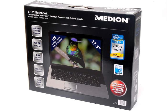 Medion Akoya E7220 MD 98740 laptop