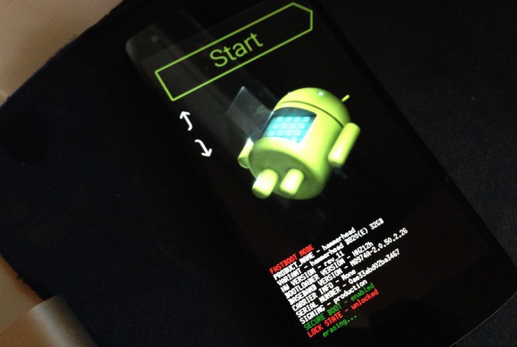 android m fastboot