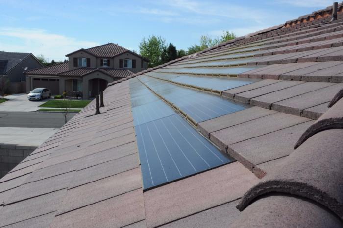 Solar Tile SunTegra
