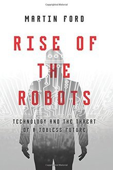 martin ford rise of the robots