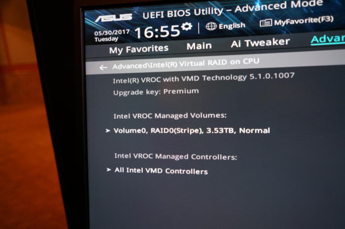 intel vroc asus bios pcworld