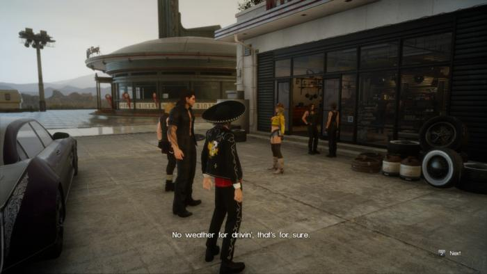 Final Fantasy XV (PC)
