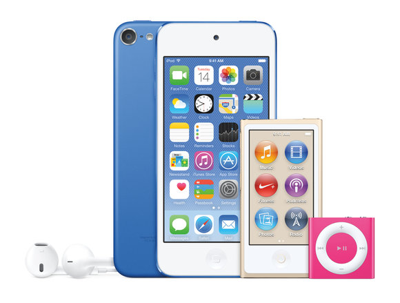 ipod family new colors mid 2015 apple pr