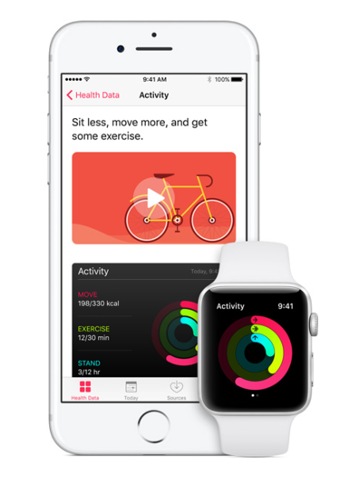 Apple Watch HealthKit