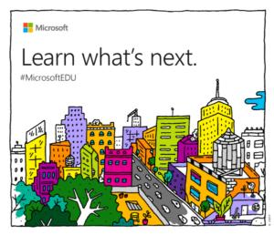 microsoft education event invite