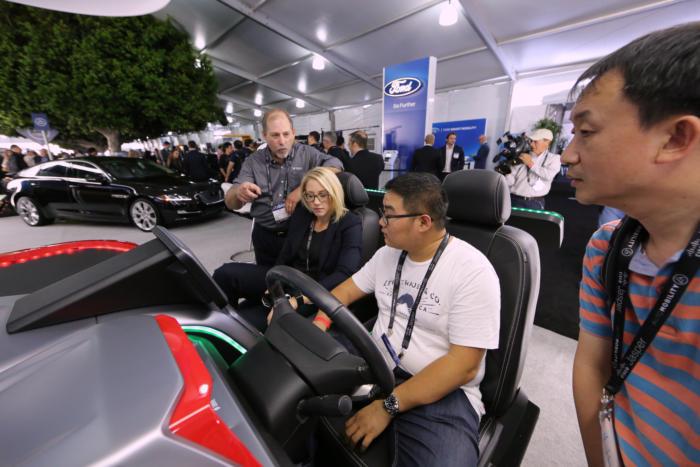 automobility intel autonomous self-driving