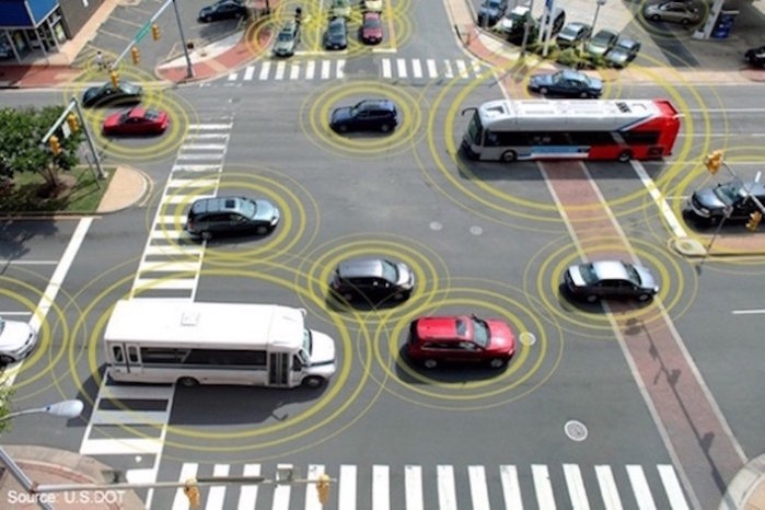 connected cars autonomous vehicles