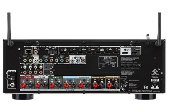 Denon's new AVR-S920W AV Receiver