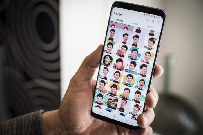 Samsung's Galaxy S9+ doesn't mess with a winning formula