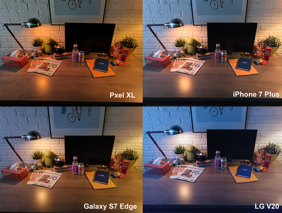 pixel xl low light overview