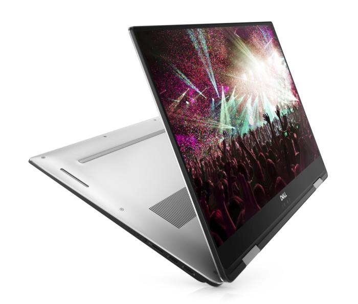 dell xps 15 2 in 1 on white 3