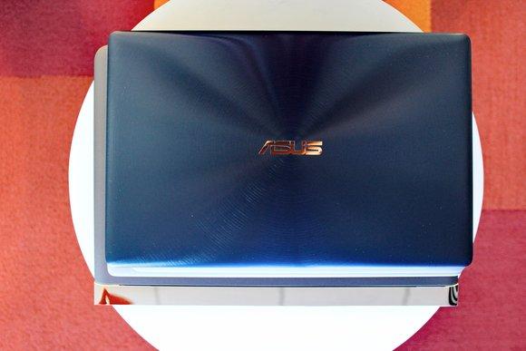 Asus ZenBook 3 Group Comparison Shot Top Down View
