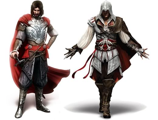 Ubisoft Assassin S Creed Brotherhood Review Assassin S Creed