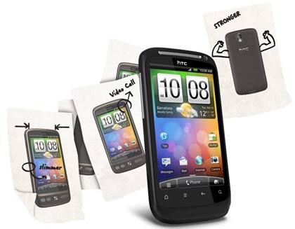 HTC Desire S vs. Samsung Galaxy S II: Smartphone showdown