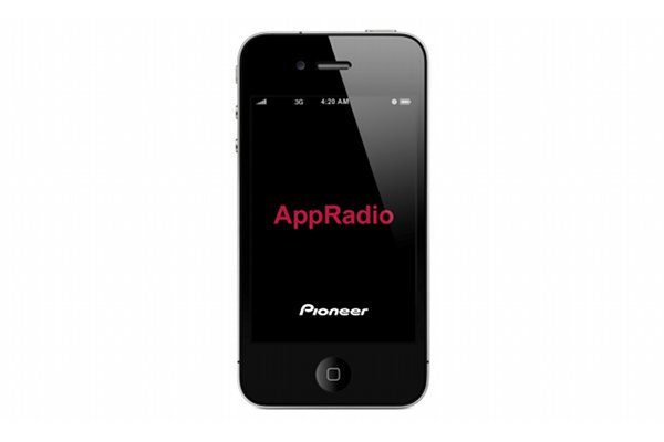 how to put apps on pioneer radio