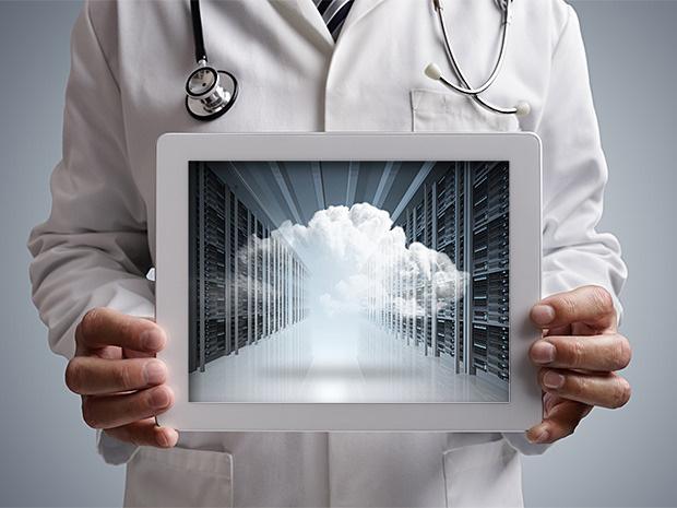 healthcare data cloud