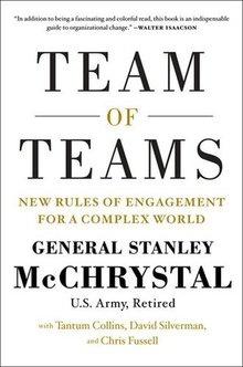 general stanley mcchrystal team of teams