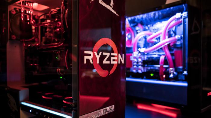AMD ryzen pcs