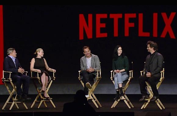 Netflix CES keynote