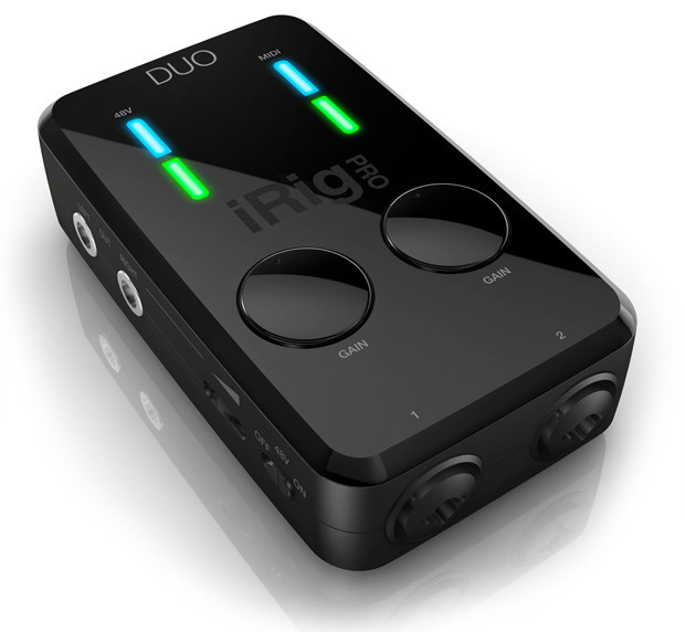 irig pro audio duo 620