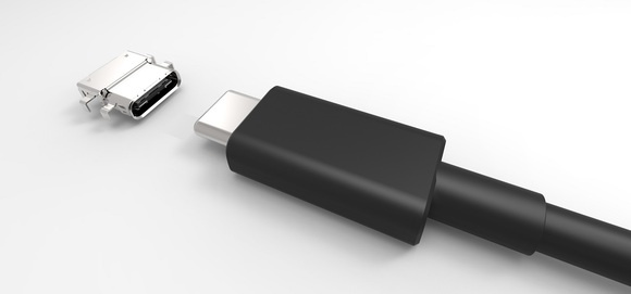 usb type c rendering cropped