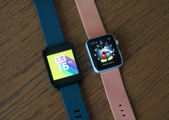 android wear iphone applewatch