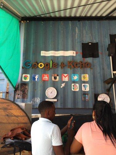 google thebar cuba