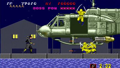 Top Ten video game ninjas