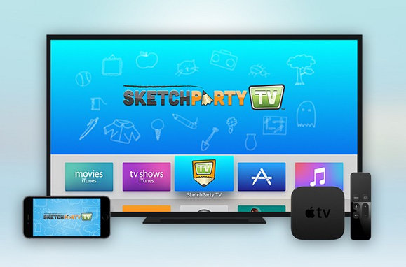 sketchpartytv appletv