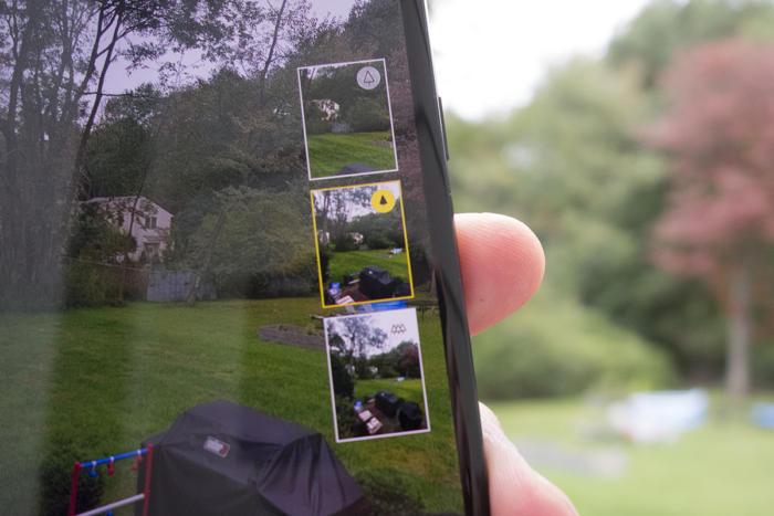 lg v40 camera